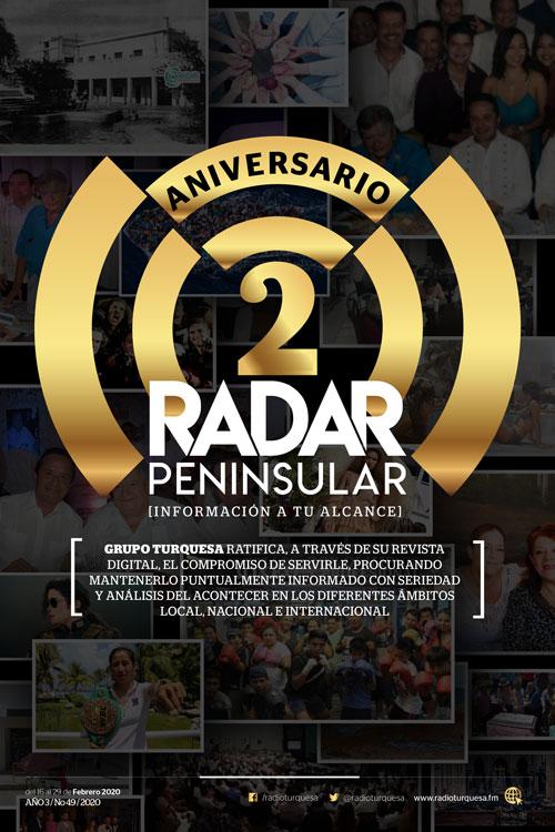Radar Peninsular No. 49