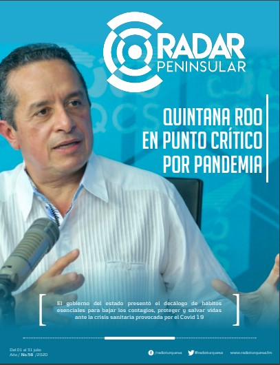Revista Radar Peninsular No. 58