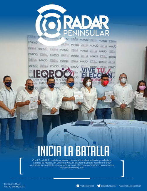Revista Radar Peninsular No. 68
